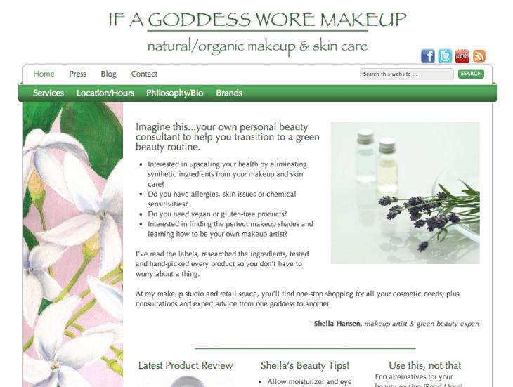 if a goddess screenshot