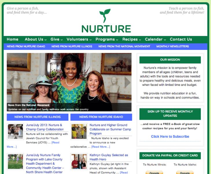 nurture-new-screenshot